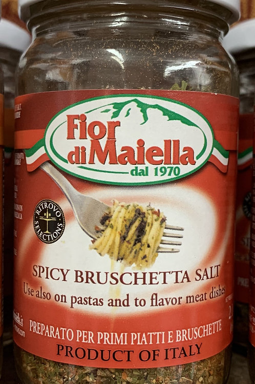 Spicy Bruschetta Salt