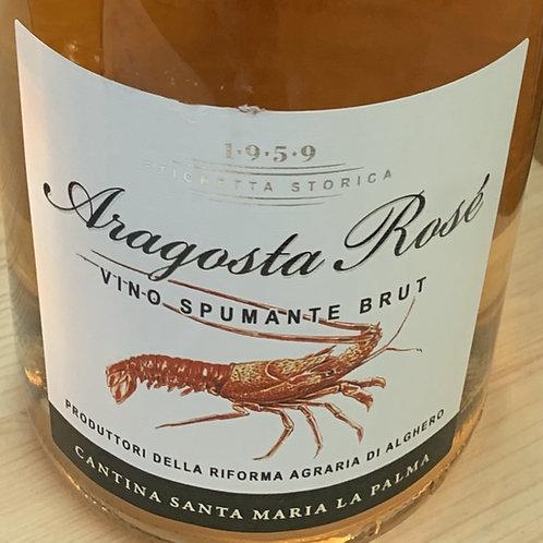 Aragosta Rosé Vino Spumante Brut