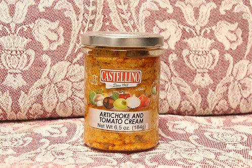 Artichoke and Tomato Cream