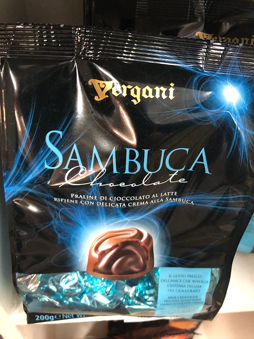Vergani Sambuca Chocolates