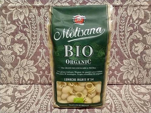 La Molisana Organic Lumache Rigate