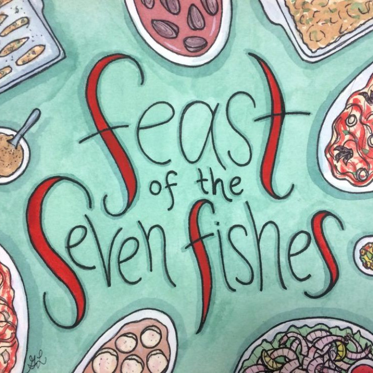 The Feast of the Seven Fishes: Saturday in Italy Wine Dinner