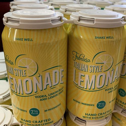 Italian Style Lemonade