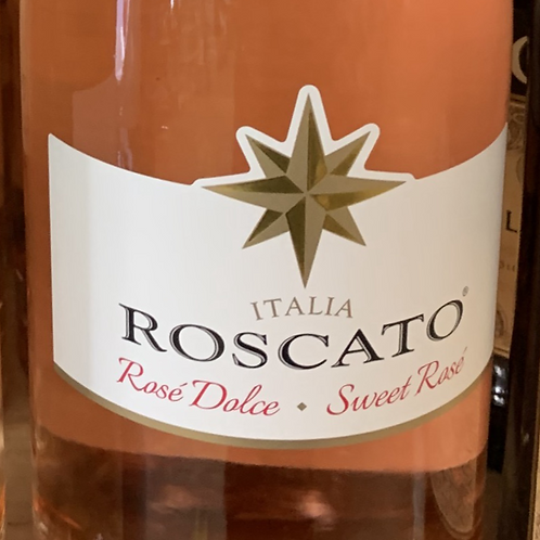 Roscato Rosè Dole Sweet Rose