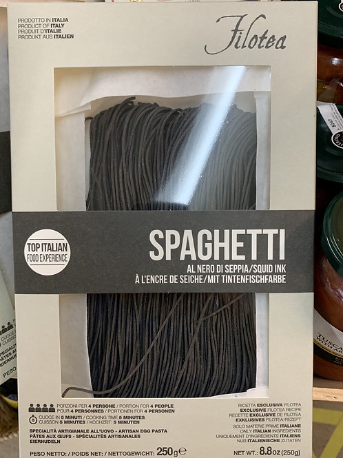 Filotea Squid Ink Spaghetti