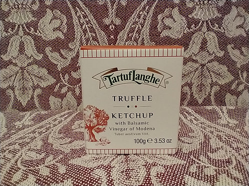 Ketchup with white truffle