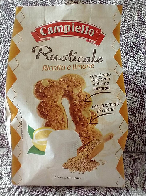 Rusticale Ricotta & Limone