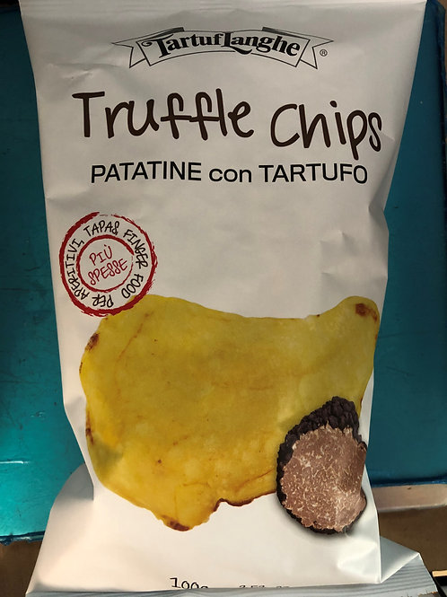 Black Truffle Potato Chips 4.5oz