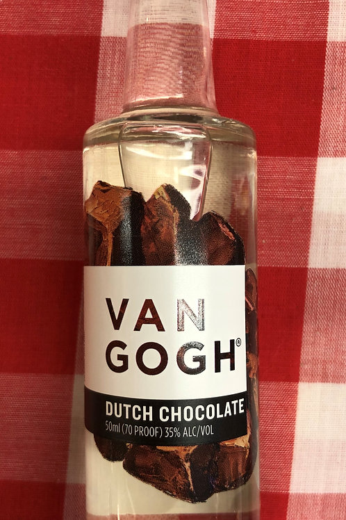 Van Gogh Dutch Chocolate, Mini,  50ml