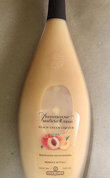 Francescana Peach Cream Liqueur