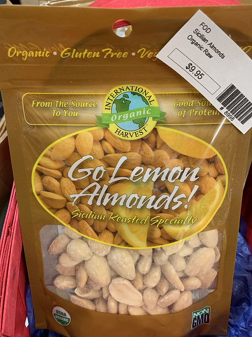 Go Lemon Almonds!