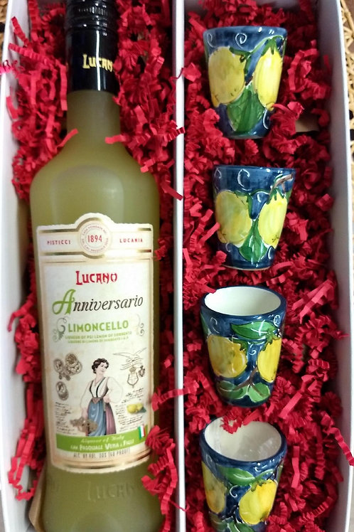 Limoncello Gift Box