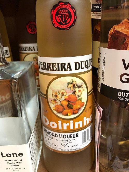 Ferreira Duque Doirinha Almond Liqueur 750 ml