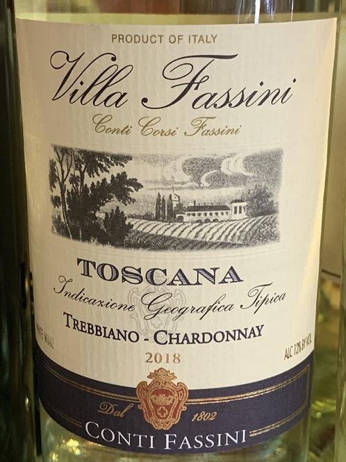 Villa Fassini Trebbiano-Chardonnay 2018