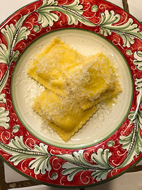 Limoncello & Burrata Ravioli, Frozen