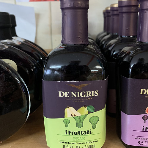 Pear Balsalmic Vinegar