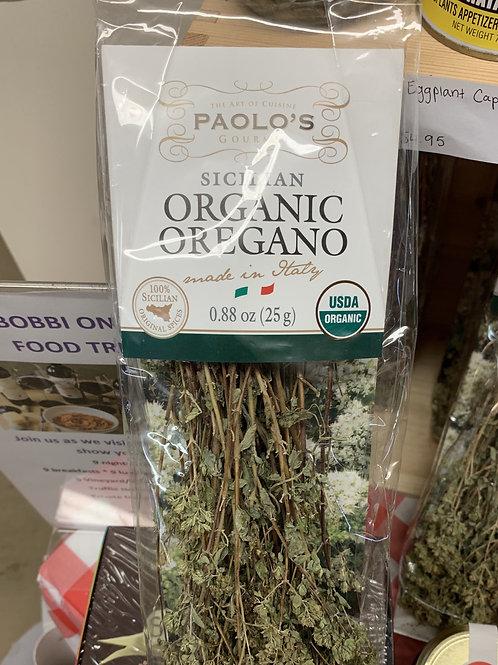 Organic Oregano