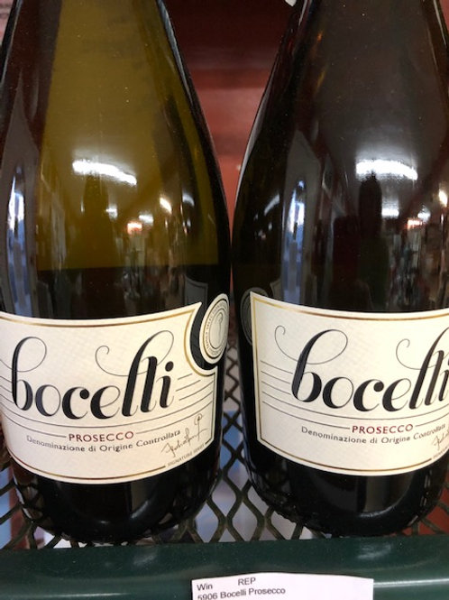 Bocelli Prosecco (Cannot Ship)