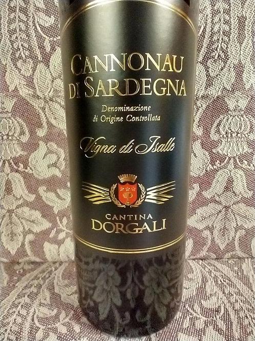 Cantina Dorgali Cannonau di Sardegna DOC 2018