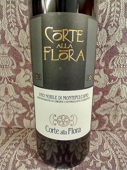 Corte alla Flora Vino Nobile di Montepulciano DOCG 2015