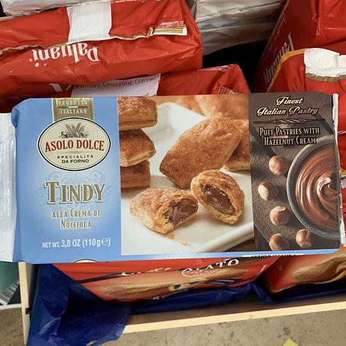 Tindy Hazelnut Pastries