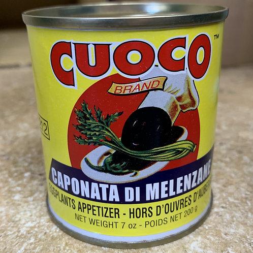 Caponata Di Melenzane (Eggplants)