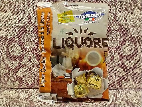 Liquor Candies