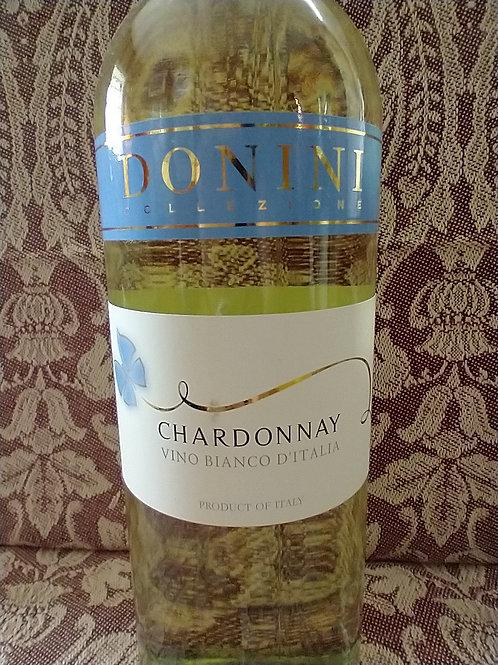 Donini Chardonnay Vino Bianco D'Italia