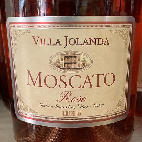 VIlla Jolanda Moscato Rose