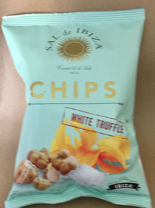 White Truffle Chips