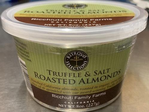Truffle & Salt Roasted Almonds