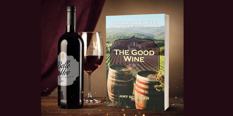 The Good Wine Book Launch Celebration