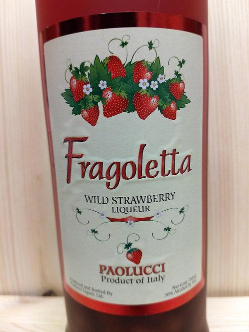 Fragoletta Wild Strawberry Liqueur