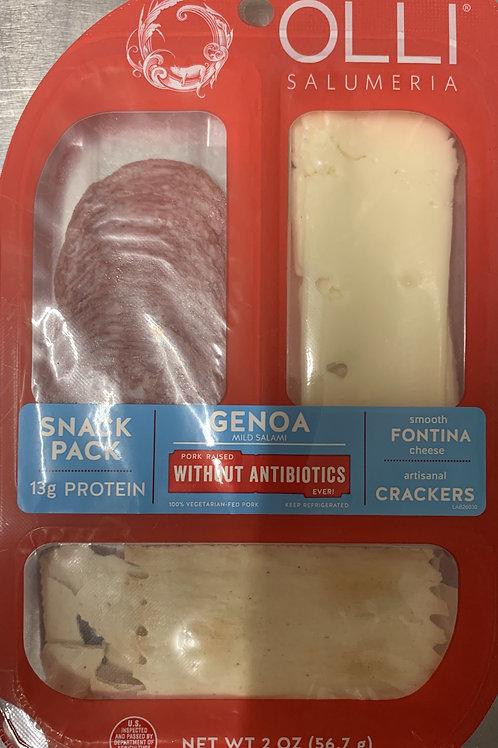 Olli Genoa Snack Pack