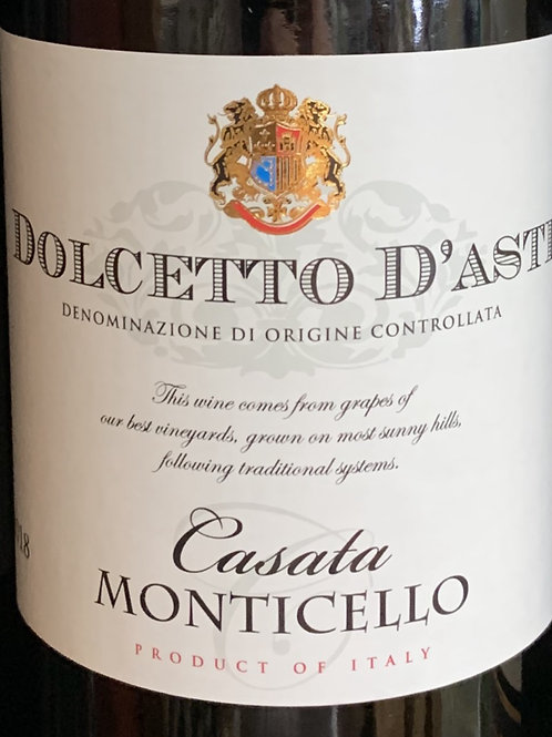 Casata Monticello Dolcetto D'Asti 2018 DOC