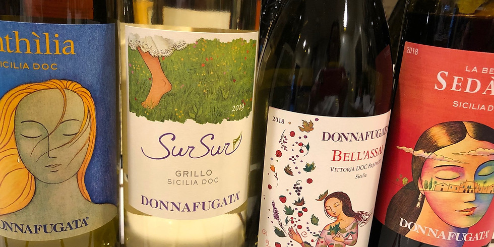 Virtual Sicily Wine Dinner Event