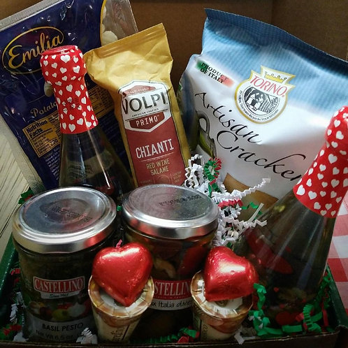 Hearts Helping Hospice Dinner Package (PickUp/Wine)