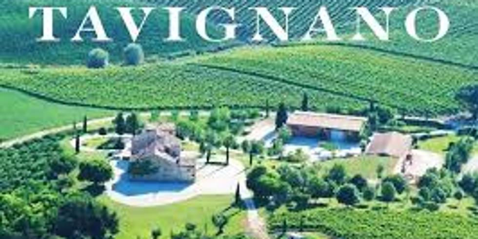Wine Tasting: Tenuta di Tavignano Organic Wines & Susan Glass