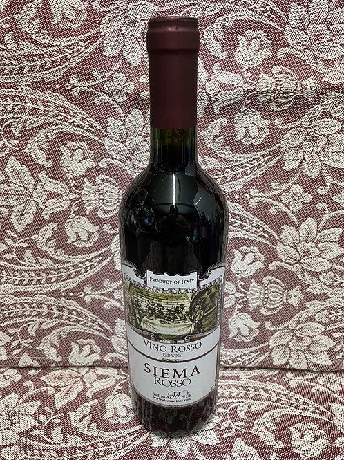 Siema Vino Rosso