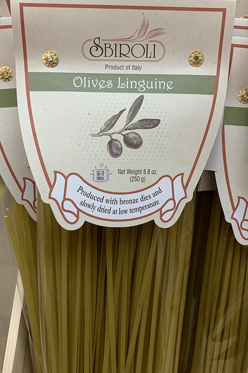 Olive Linguine
