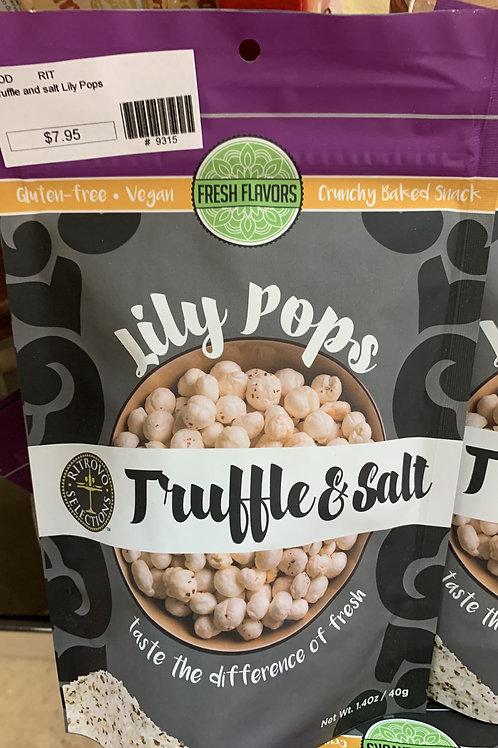 Lily Pops Truffle & Salt