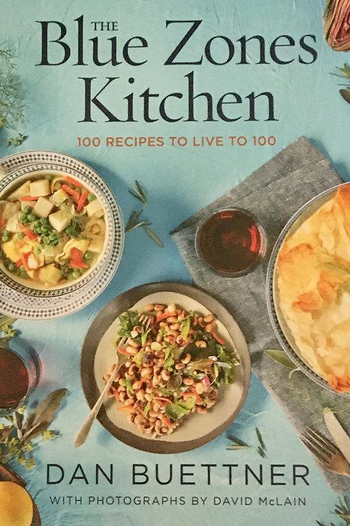 Blue Zone Kitchen Cookbook