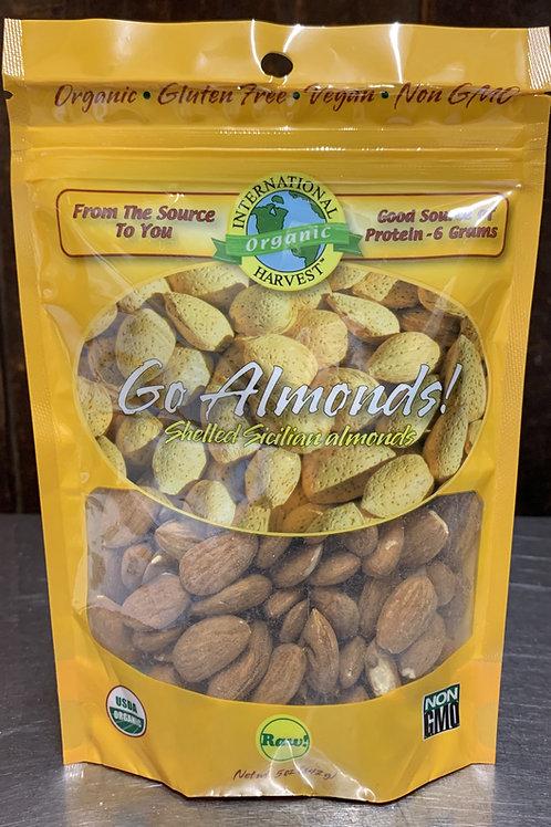 Go Almonds!