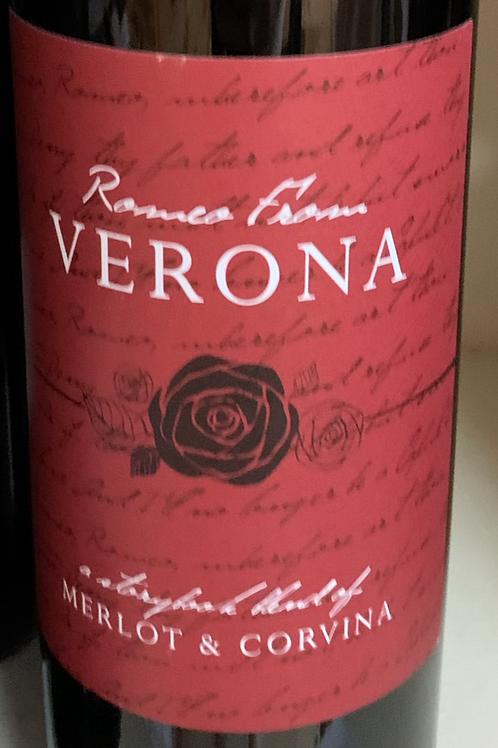Romeo From Verona Merlot & Corvina 2018