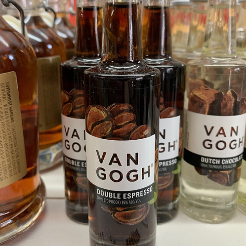 Van Gogh Double Espresso Vodka Mini