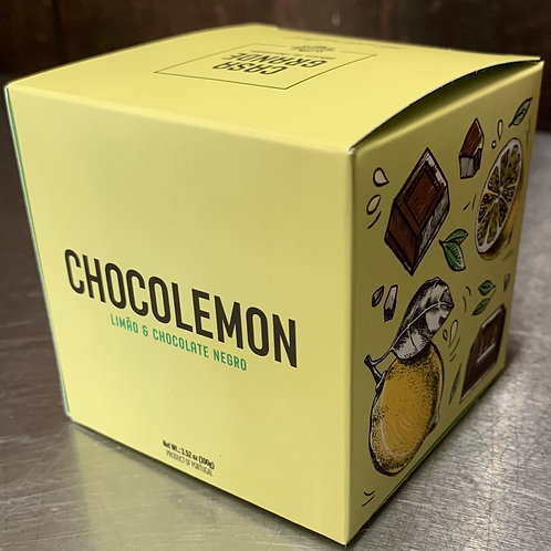 Casa Grande Lemon and Dark Chocolate