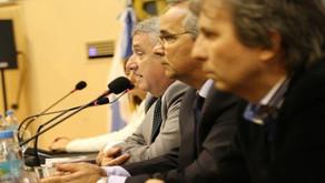 Presentaron el libro Administración Financiera Gubernamental en el CPCE