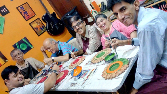 Acceptance & inclusion fuelled by compassion, for people with special needs - Advitya