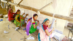 Handcrafting the lives of rural artisans, onerug at a time -Jaipur Rugs Foundation