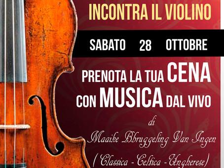 Cena e Violino